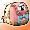 Pet Feeding Bag - (15 days)