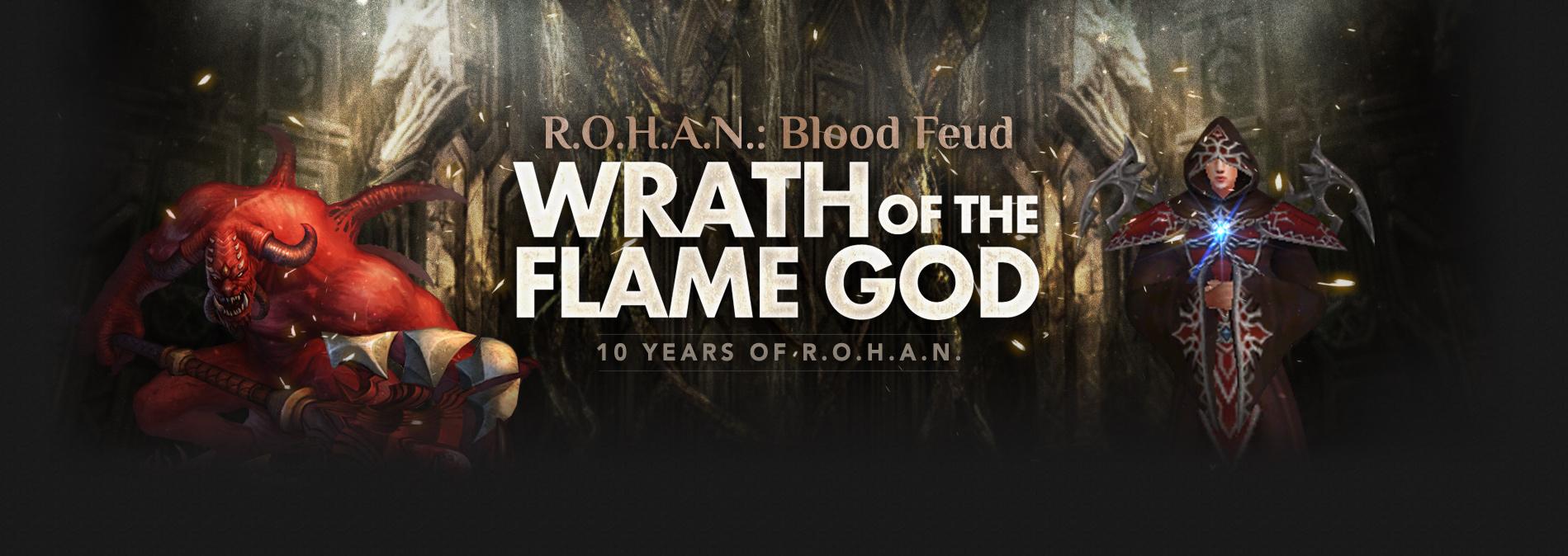 R.O.H.A.N: Blood Feud