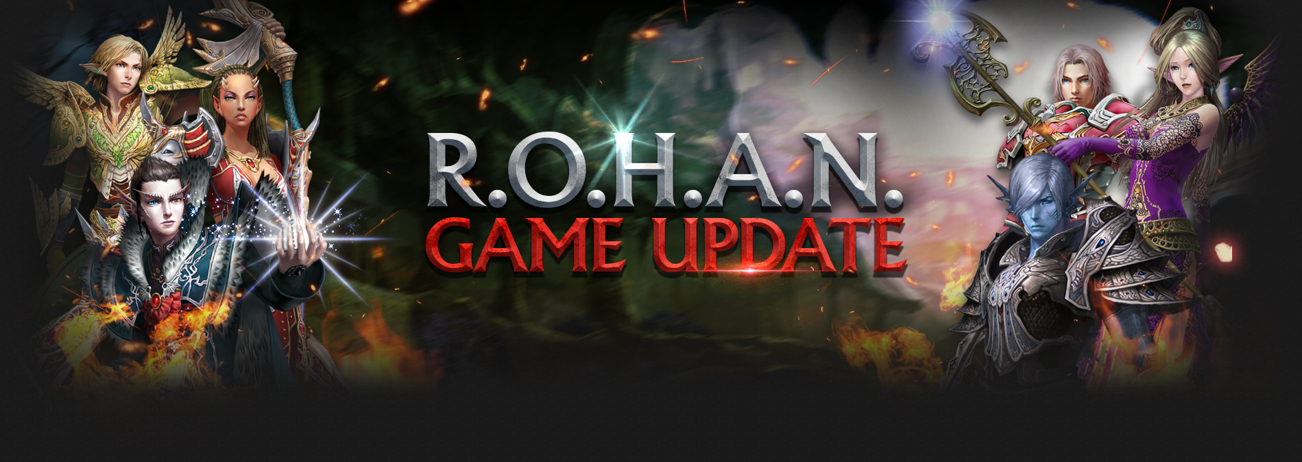 Rohan Game Update