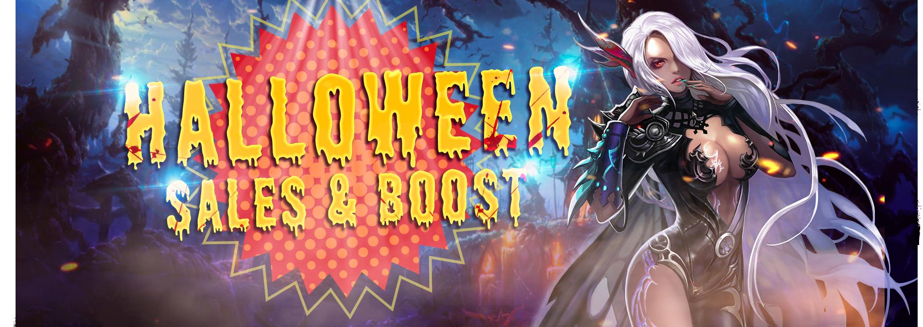 Halloween Sales!!